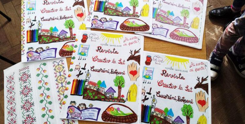 Adz Online Dorfzeitschrift Für Kinder Verknüpft Tradition