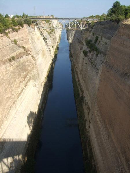 korinth kanal