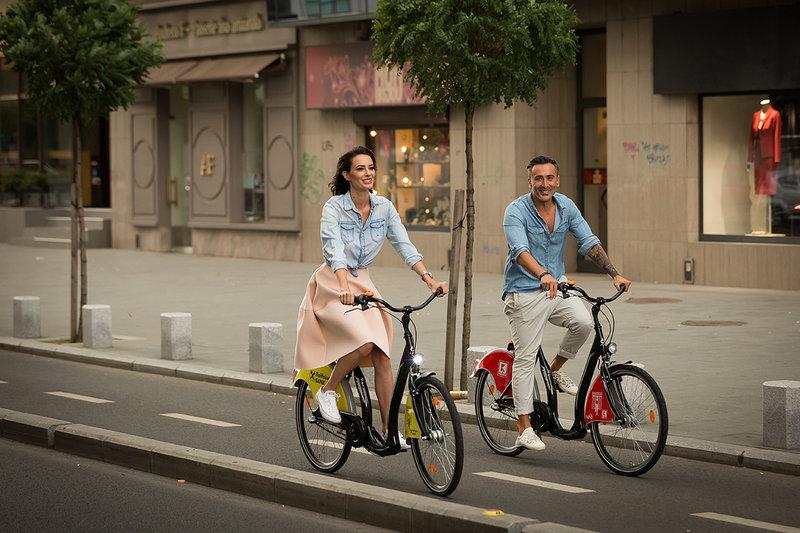 Radfahren auf Gehsteigen… erlaubt!? | Zu Fuß